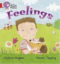 Feelings: Red B/Band 2B (Collins Big Cat Phonics)