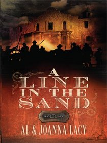 A Line in the Sand (The Kane Legacy #1)