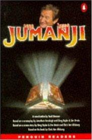 Jumanji (Penguin Longman Penguin Readers)