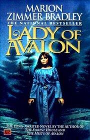 Lady of Avalon (Avalon, Bk 3)