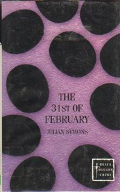 The Thirty First of February (Black Dagger Crimes (Hardcover))