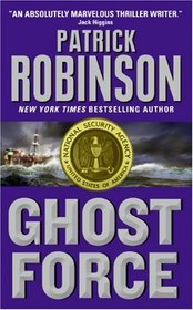 Ghost Force (Arnold Morgan, Bk 9) (Large Print)