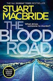 The Blood Road (Logan McRae)