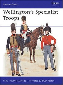 Wellington's Specialist Troops (Men-at-Arms)