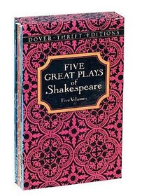 Five Great Plays of Shakespeare