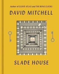 David Mitchell Slade House (Signed Edition w/COA)