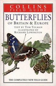 Butterflies of Britain  Europe (Collins Field Guide)