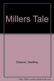 Millers Tale
