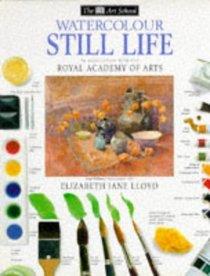 Watercolour Still Life (Art School)