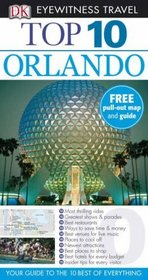 Orlando (DK Eyewitness Top 10 Travel Guide)