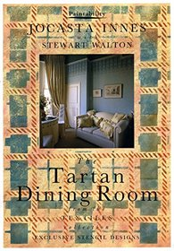Textiles Collection: Tartan Dining Room (Paintability)