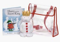 Harry and the Snow King Book & Plush Set with Plush and Other