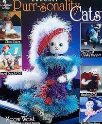 CROCHET Purr-sonality Cats
