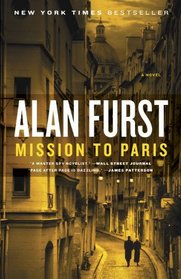 Mission to Paris (Night Soldiers, Bk 12)