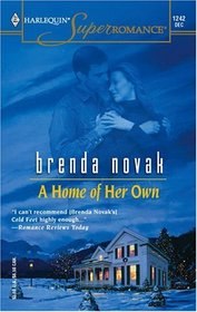 A Home of Her Own (Dundee, Idaho, Bk 4) (Harlequin Superromance, No 1242)