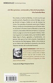 Adios A Las Armas / A Farewell to Arms (Spanish Edition)