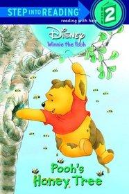 Pooh's Honey Tree (Step-into-Reading, Step 2)