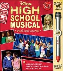 Disney High School Musical Book and Microphone Pen