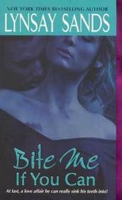 Bite Me If You Can (Argeneau Vampires, Bk 6)