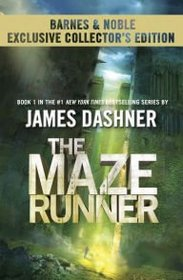The Maze Runner: Barnes&Noble Exclusive Collector's Edition