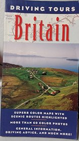 Driving Tours Britain (Frommer's Britain's Best-Loved Driving Tours)