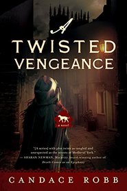 A Twisted Vengeance (Kate Clifford, Bk 2)