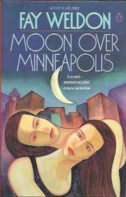 Moon over Minneapolis