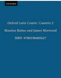 Oxford Latin Course: Cassette II: Recordings for Part III and the Reader