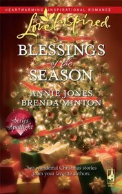 Blessings of the Season: The Holiday Husband/The Christmas Letter (Love Inspired)