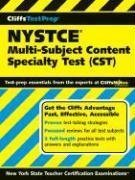 CliffsTestPrep NYSTCE: Multi-Subject Content Specialty Test (CST) (CliffsTestPrep)
