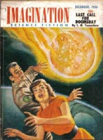 Imagination Science Fiction, December 1956 (Vol. 7, No. 6)