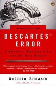 Descartes' Error : Emotion, Reason, and the Human Brain