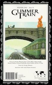 Glimmer Train Stories, #33