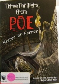 Three Thrillers from Poe, Master of Horror