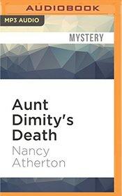 Aunt Dimity's Death