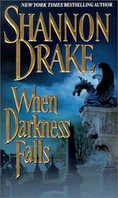 When Darkness Falls (Vampires, Bk 2)