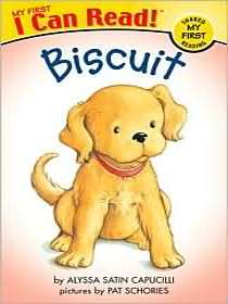Biscuit (My First I Can Read Book)