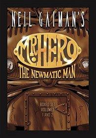 Neil Gaiman's Mr. Hero Complete Comics Boxed Set: Vol. 1-2