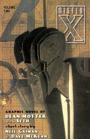 Mr. X Volume 2