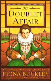 The Doublet Affair (Ursula Blanchard, Bk 2)