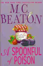 A Spoonful of Poison (Agatha Raisin, Bk 19)