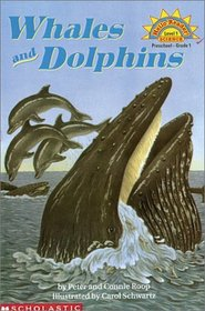 Whales and Dolphins (Hello Reader, Science L1)