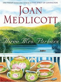 The Three Mrs. Parkers (Wheeler Large Print Book Series)