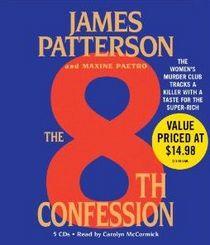 The 8th Confession (Audio CD) (Abridged)