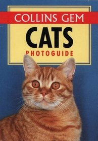Cats Photo Guide (Collins Gem)