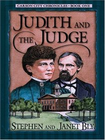 Judith and the Judge (Walker Large Print Books)