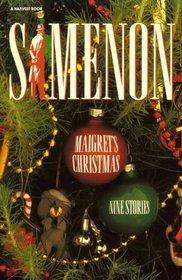 Maigret's Christmas: Nine Stories (Inspector Maigret)