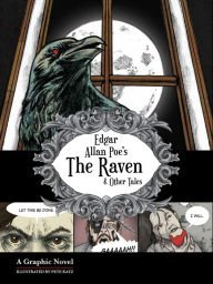 The Raven & Other Tales, a Graphic Horror Novel