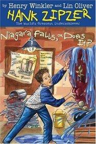 Niagara Falls, or Does It? (Hank Zipzer, Bk 1)