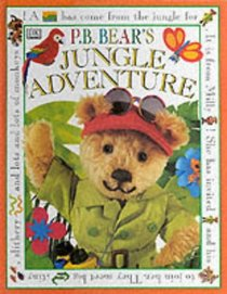 P.B. Bear's Jungle Adventure (Pb Bear)